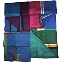 Handloom Sarong Mens Handloom Lungi Sarong 100% cotton. Stitched Tube sarong ,Assorted Colors and Designs.