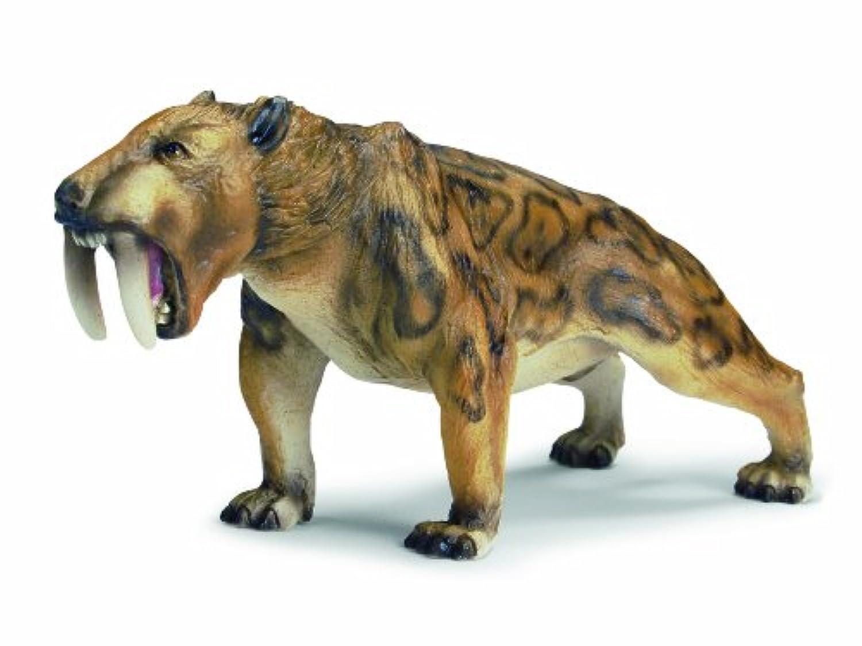 シュライヒ 恐竜 スミロドン (サーベルタイガー) フィギュア 16520