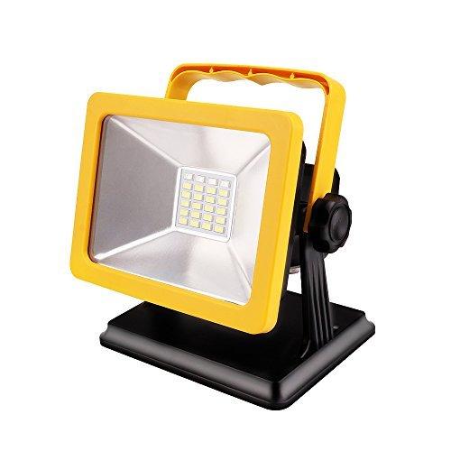 AlierGo LED投光器 LED作業灯 ポータブル投光器...