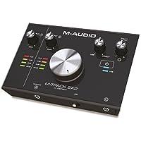 M-Audio 24bit/192kHz USBオーディオインターフェイス M-Track 2X2