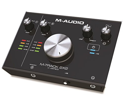 M-Audio 24bit/192kHz USBオーディオイン...