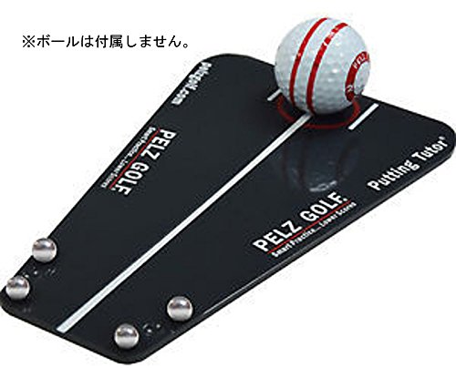 【PuttingTutor】パッティングチューター デーブペルツ考案 パター練習器 [並行輸入品]