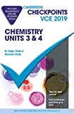 Cover of Cambridge Checkpoints VCE Chemistry Units 3 and 4 2019 and QuizMeMore