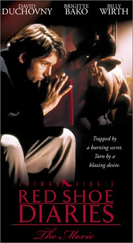 Red Shoe Diaries: Movie [VHS] [Import] David Duchovny Brigitte Bako Billy Wirth Kai Wulff Bridgit Ryan Showtime Ent.