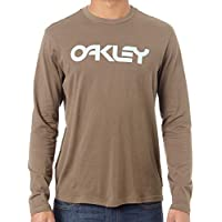 Oakley Canteen Mark Ii Long Sleeved T-Shirt (Large, Olive)
