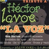 Tributo a Hector Lavoe-La Voz