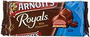 Arnott's Royals Milk Chocolate Biscuits, 200 G