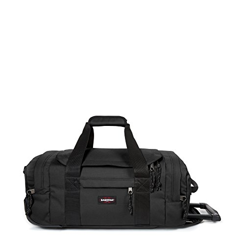 EASTPAK LEATHERFACE GEAR BAG (S BLACK)