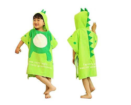 バスタオル バスローブ 子供 赤ちゃん ポンチョ 着ぐるみ ...