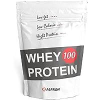 アルプロン ナチュラルホエイプロテイン100 無添加 1kg【約50食】