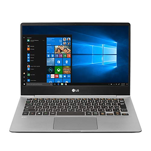 LG ノートパソコン gram 995g/バッテリー27時間/Core i7/14インチ/Windows 10/メモリ 8GB/SSD 512GB/Thunderbolt3/Dシルバー/14Z990-VA76J