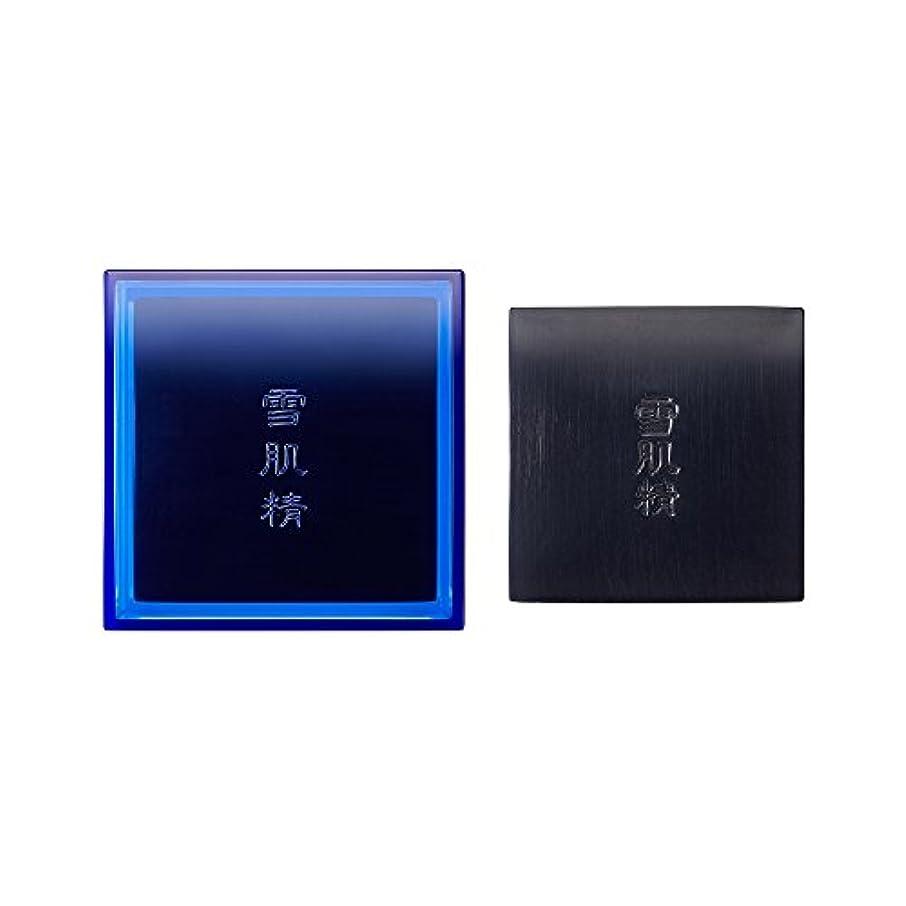 値下げファブリック悩むコーセー 清肌晶ソープ ケース付 120g/4.2oz
