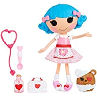 輸入ララループシー人形ドール Lalaloopsy Large Doll with Accessories- Rosy Bumps 'N' Bruises [並行輸入品]