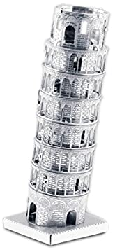 メタリックナノパズル ピサの斜塔
