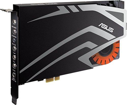 ASUSTek ハイレゾ対応 STRIXゲーミング サウンドカード PCI-E 24bit/192kHz STRIX SOAR