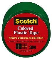 3M 191GNグリーンプラスチックテープ1–1/ 2x 125-inch 6 191GN