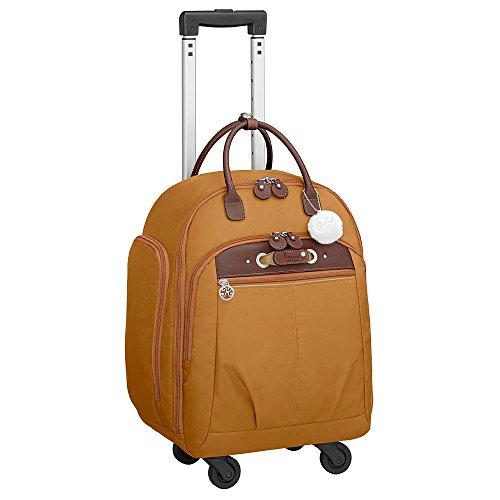 (カナナ) Kanana 4輪トローリーバッグ/キャリーバッグ/スーツケース 20L 54292 (オレンジ(14))
