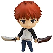 ねんどろいど Fate/stay night [Unlimited Blade Works] 衛宮士郎 ノンスケール ABS&PVC製 塗装済み可動フィギュア
