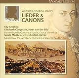 モーツァルト大全集 第23巻:歌曲、カノン全集(全79曲)を試聴する