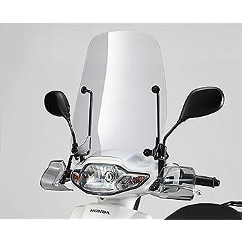 Honda(ホンダ) ウインドシールド ナックルバイザータイプ タクト/タクトベーシック(AF79) 08R71-GJA-J00 スクリーン