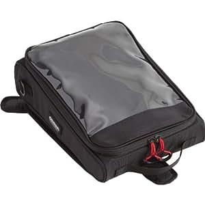 GOLDWIN(ゴールドウイン) スポーティータンクバッグ 6 ブラック 31×21×8-16cm マグネット式 GSM17314
