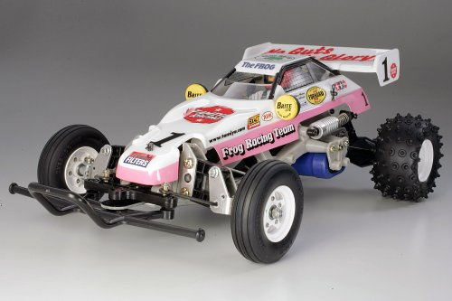 タミヤ 1/10 電動RCカーシリーズ No.354 マイティフロッグ 2005 (組み立てキット)