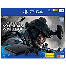 PS4 1TB  Call of Duty Modern Warfare Bundle