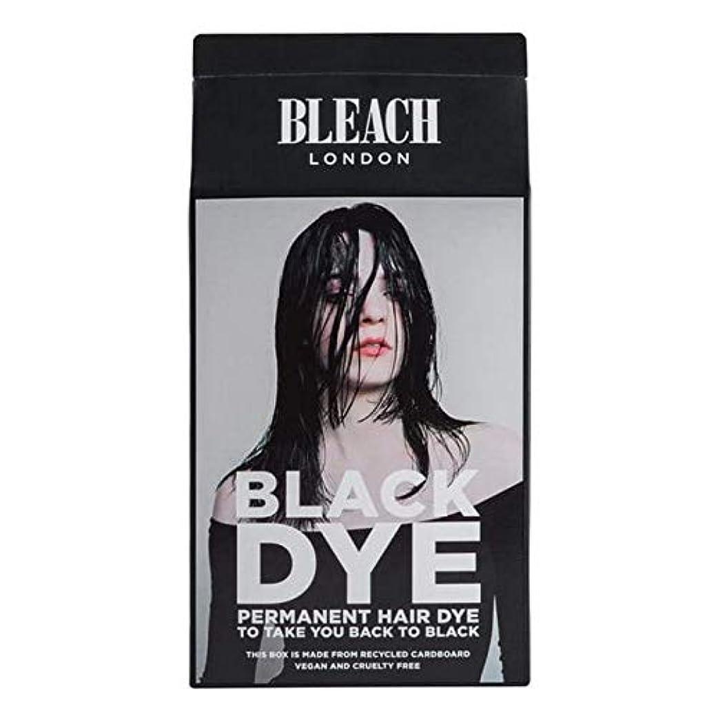 瞳コンパニオン砂[Bleach London ] 漂白ロンドン黒色染料キット - Bleach London Black Dye Kit [並行輸入品]