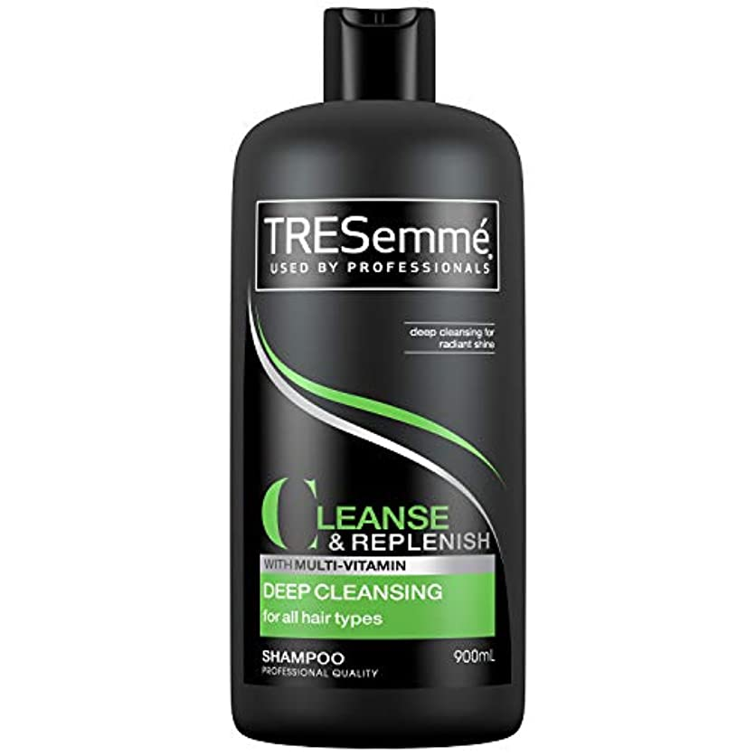 読者パラダイス心理的にTresemme Deep Cleansing Shampoo 900 ml