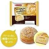 マロン&マロン ×3個セット 山崎パン横浜工場製造品
