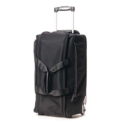(ゼロハリバートン)ZERO HALLIBURTON ビジネスキャリー ビジネスバッグ 8074801 ZEST 748-BK Easy Carry Black ブラック [並行輸入品]