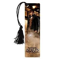 Fantastic Beasts and Themを見つける場所ブックマーク–Newt Scamander–withタッセル