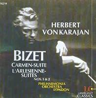 Bizet;L'arlesienne/Carmen