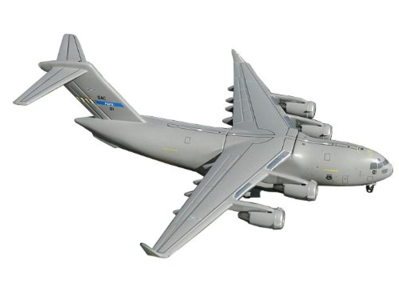 ジェミニ 1/400 C-17 NATO軍 PAPA空軍基地 SAC-01 完成品