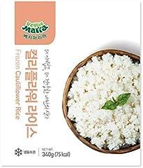 Veggie Maria Korean Cauliflower Rice, 340 g - Frozen