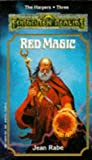 RED MAGIC (Forgotten Realms Novel : the Harpers, Book 3)