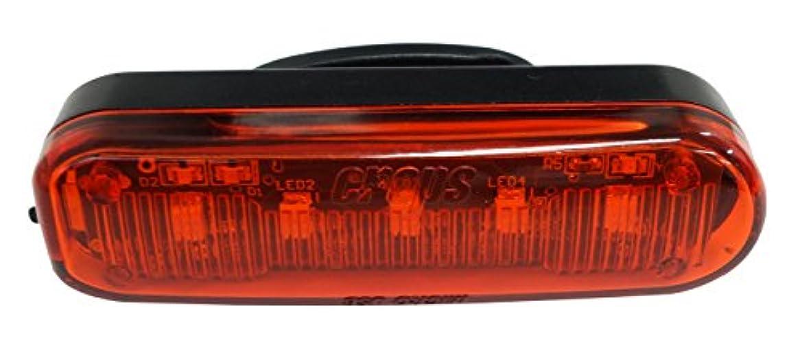 平等提案する上向きcrops(クロップス) 5LEDテールライト EZ300mu ブラック