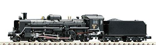 TOMIX Nゲージ 2003 C57形蒸気機関車 (135号機)