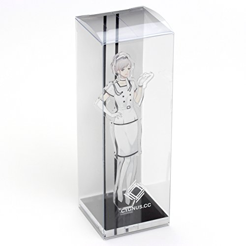 [CYGNUS.CC] Acrylic Character figures (Receptionist - 受付ちゃん)