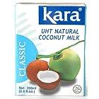 カラ クラシック ココナッツミルクUHTブリック 200ml