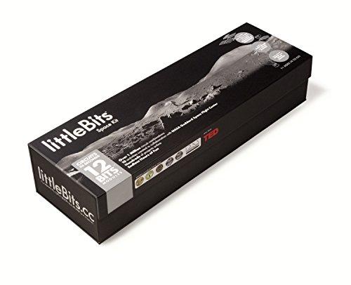 littleBits 電子工作 組み立てキット Space Kit スペース キット