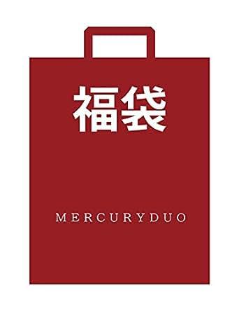 [マーキュリーデュオ] 福袋5点セット レディース 001867900101 MIX 日本 F (FREE サイズ)