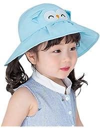 528d275bf862c DORRISO 人気 可愛い 子供ハット つば広 赤ちゃんキャップ サファリハット キッズ 帽子 子供サンバイザー