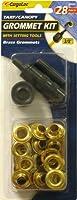 CargoLoc 89929 28ピース3/8インチプラスチックグロメットキット