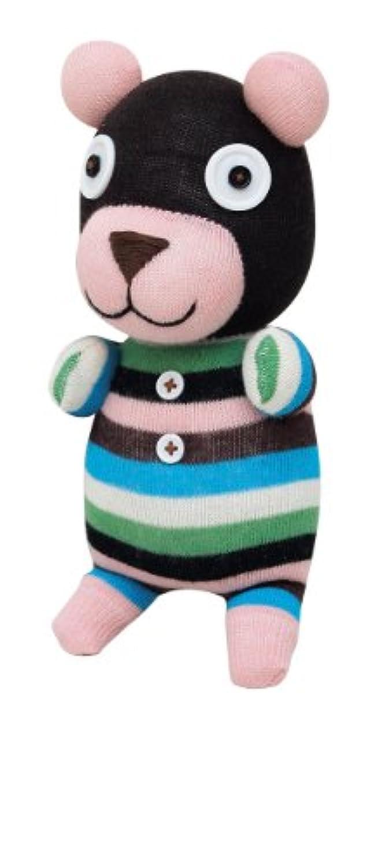 no3no4 Handmade Jr Sock Doll, 1カウント