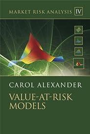 Market Risk Analysis, Value at Risk Models: Value at Risk Models v. 4