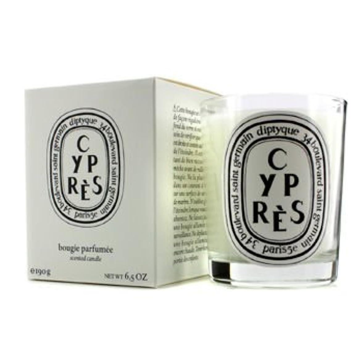 ブランドインド砂[Diptyque] Scented Candle - Cypres (Cypress) 190g/6.5oz