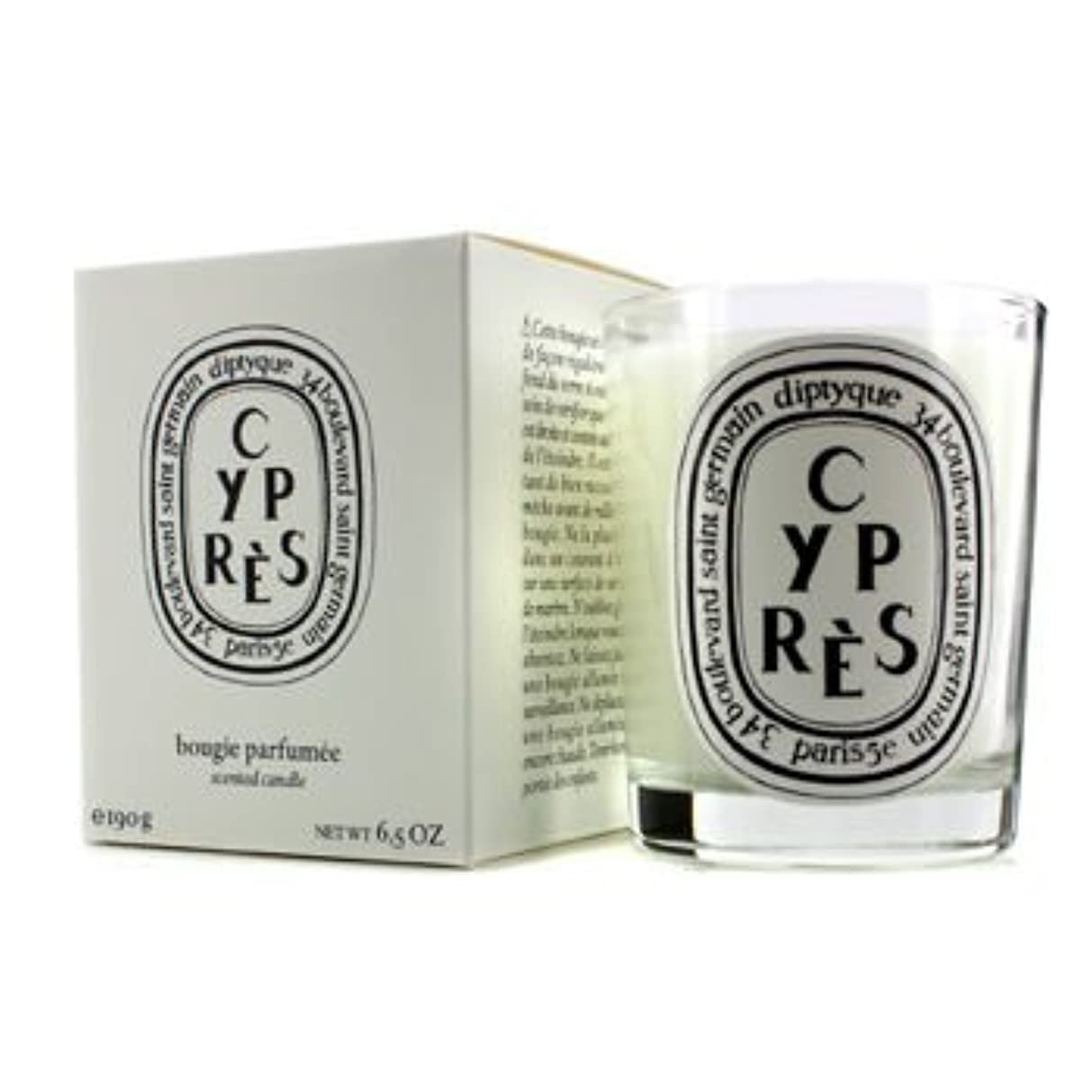 [Diptyque] Scented Candle - Cypres (Cypress) 190g/6.5oz