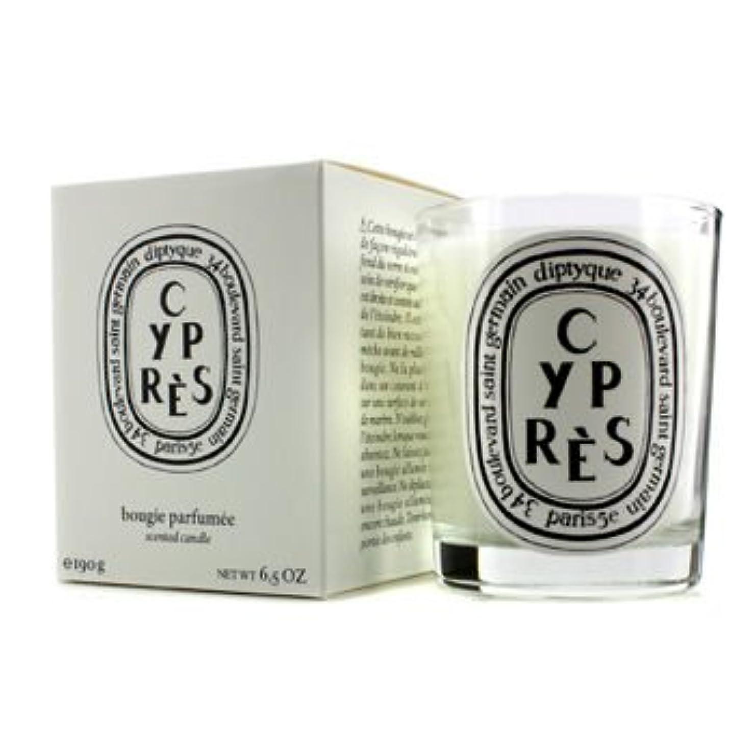 学ぶ同一の費用[Diptyque] Scented Candle - Cypres (Cypress) 190g/6.5oz
