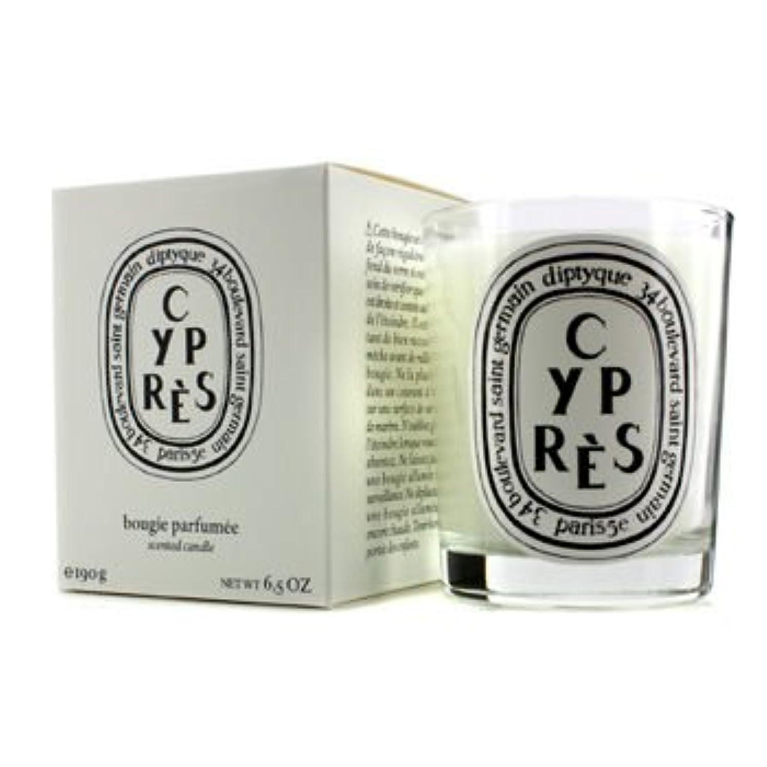 手順記念バッフル[Diptyque] Scented Candle - Cypres (Cypress) 190g/6.5oz